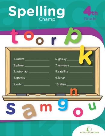 Spelling Champ
