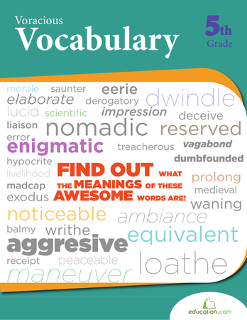 Voracious Vocabulary