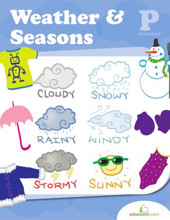 4 seasons game for kids