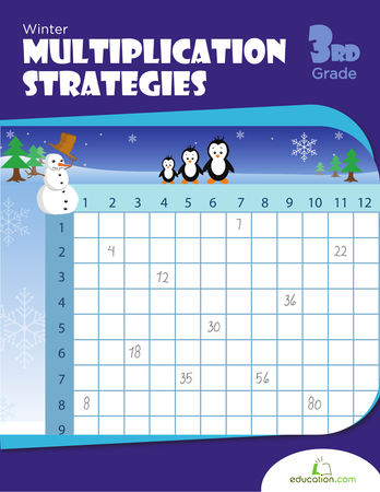 Winter Multiplication Strategies