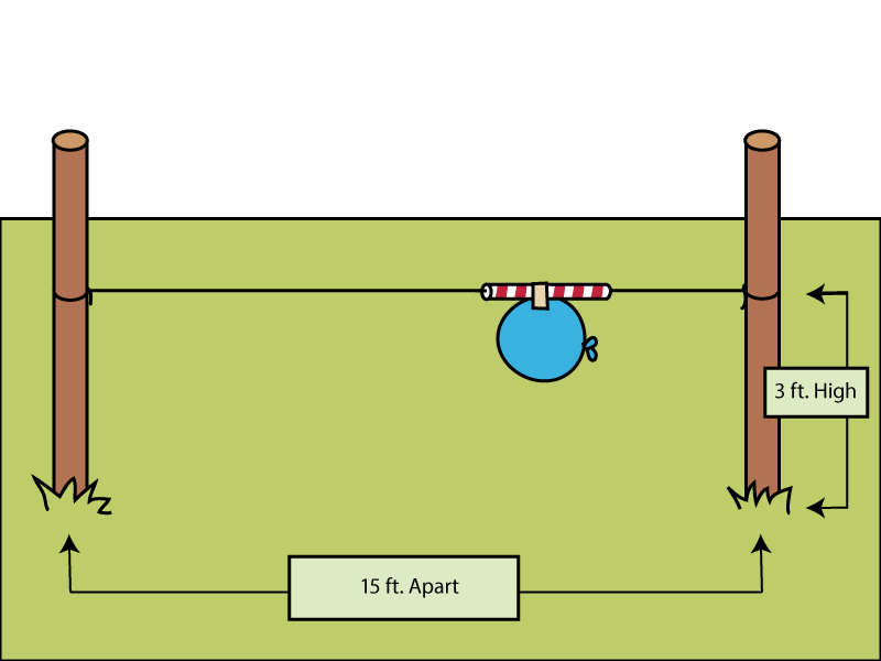 Balloon Rocket Diagram
