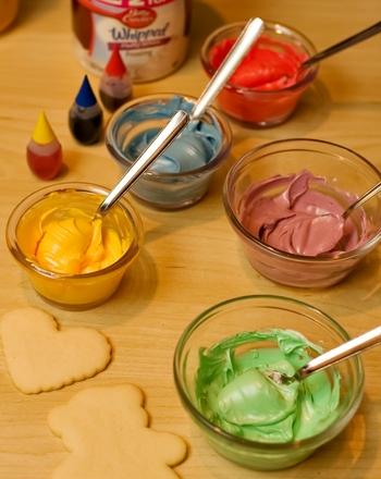 Color Cookies Activity Education Com